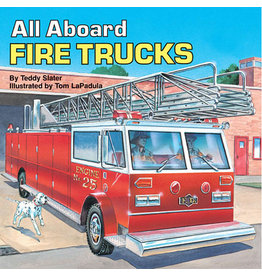 PENGUIN PUTNAM BOOKS ALL AB-fire TRUCKS