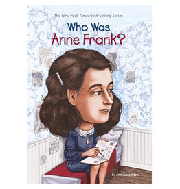 PENGUIN PUTNAM BOOKS WHO WAS ANNE FRANK