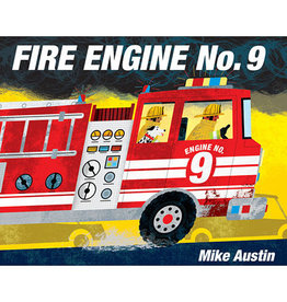 Penguin/Random House FIRE ENGINE NO. 9