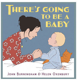 Penguin/Random House THERE'S GOING TO BE A BABY