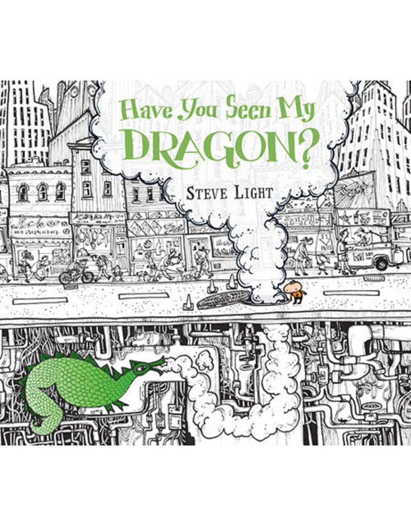Penguin/Random House HAVE YOU SEEN MY DRAGON?