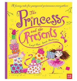 Penguin/Random House PRINCESS AND THE PRESENTS