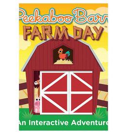 Penguin/Random House PEEKABOO BARN FARM DAY