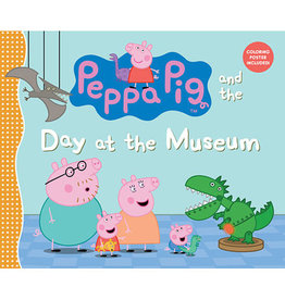 Penguin/Random House PEPPA PIG DAY AT THE MUSEUM