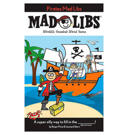 PENGUIN PUTNAM BOOKS PIRATE MAD LIBS