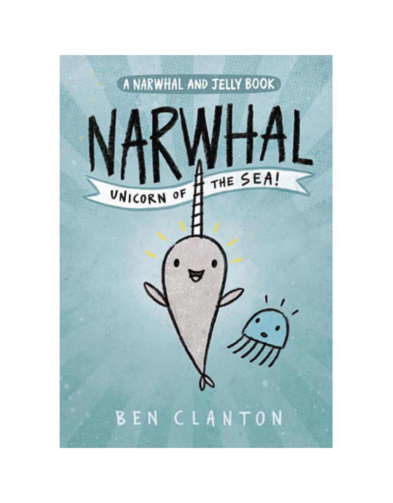 Penguin/Random House Marwhal Unicorn of the Sea