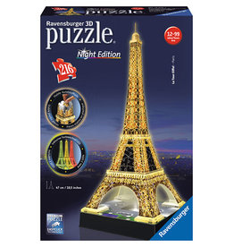 Ravensburger 3D EIFFEL TOWER