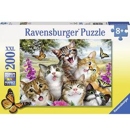 Ravensburger 200 PC FELINES