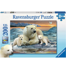 Ravensburger 200PC POLAR BEARS