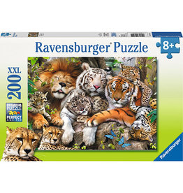 Ravensburger 200PC CAT NAP