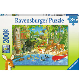 Ravensburger 200PC WOODLAND