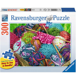 Ravensburger 300PC KNITTING