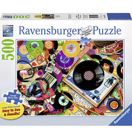 Ravensburger 500 PC VINYL