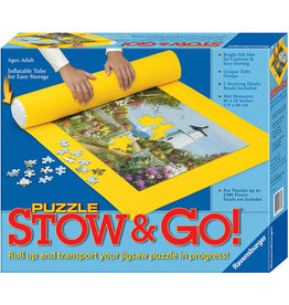 Ravensburger PUZZLE STOW & GO