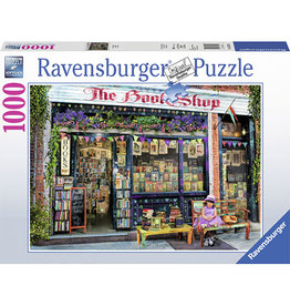 Ravensburger 1000PC BOOKSHOP