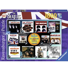 Ravensburger 1000PC BEATLES ALBUMS