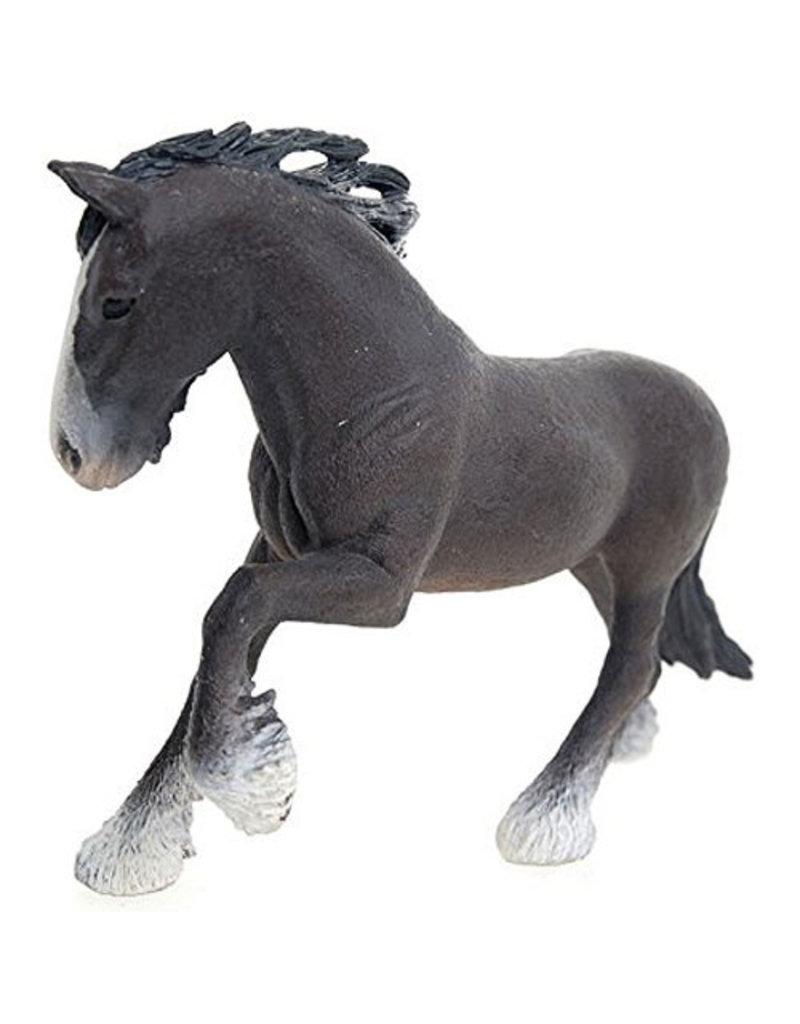 SCHLEICH Shire stallion
