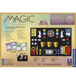 THAMES & KOSMOS MAGIC GOLD ED