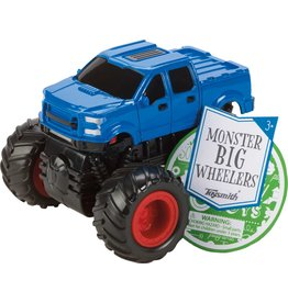 TOYSMITH MONSTER BIG WHEELERS