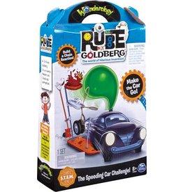 TOYSMITH RUBE G SPEEDING CAR