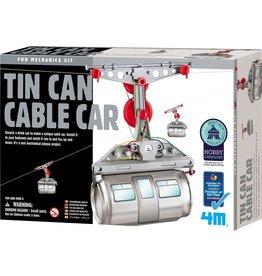 TOYSMITH TIN CAN CABLE CAR