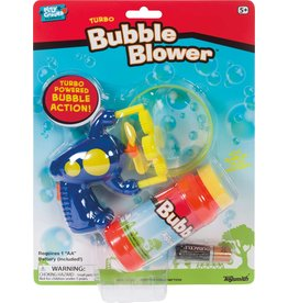 TOYSMITH TURBO BUBBLE BLOWER