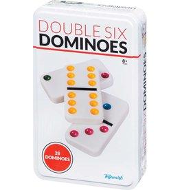 TOYSMITH DOUBLE 6 DOMINOES