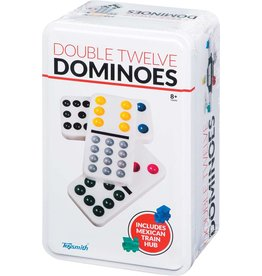 TOYSMITH DOUBLE 12 DOMINOES