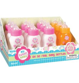 TOYSMITH OH SO REAL BABY BOTTLES