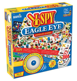 University Games I Spy Eagle Eye Game