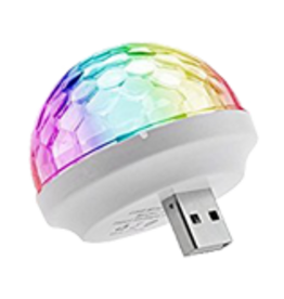 wireless Express USB Disco Ball