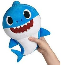 California Creations PF SHARK FAMILY SOUND DOLL
