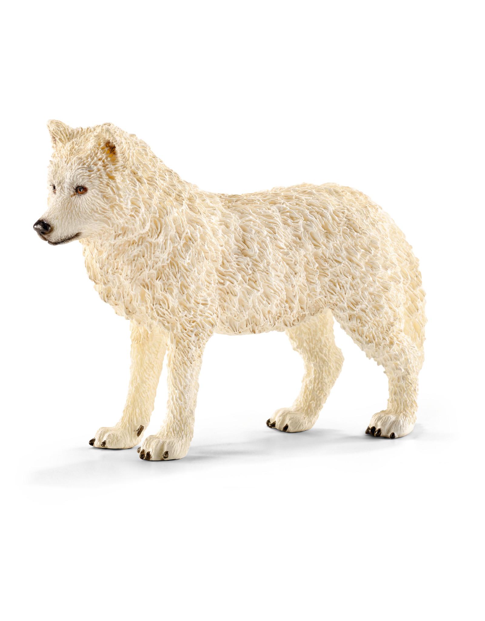 SCHLEICH ACRTIC WOLF