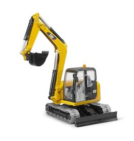 BRUDER TOYS AMERICA INC CAT MINI EXCAVATOR