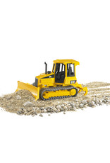 BRUDER TOYS AMERICA INC CATERPILLAR Track-Type Tractor