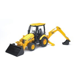 BRUDER TOYS AMERICA INC JCB Midi CX Loader Backhoe