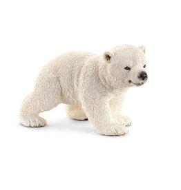 SCHLEICH Polar bear cub, walking