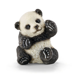 SCHLEICH Panda cub, playing
