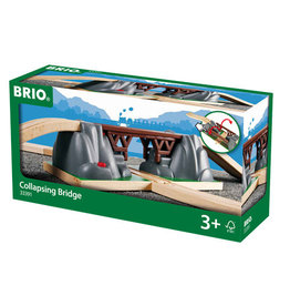 BRIO CORPORATION COLLAPSING BRIDGE
