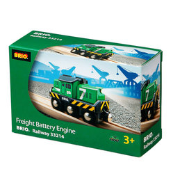 BRIO CORPORATION Freight Battery Engine