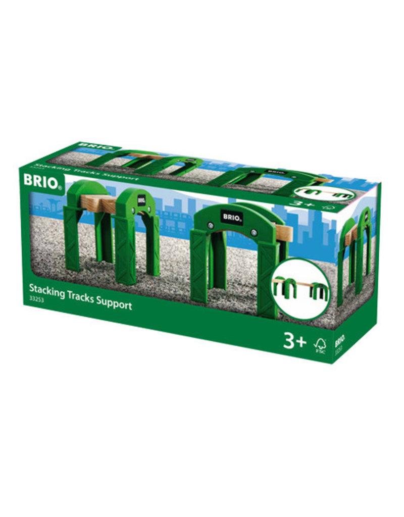 BRIO CORPORATION TRACK SUPPORTS