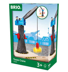 BRIO CORPORATION TOWER CRANE
