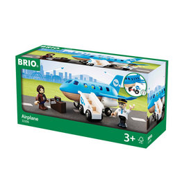 BRIO CORPORATION Airplane