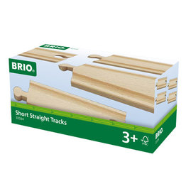 BRIO CORPORATION SHORT STRAIGHT TRACKS