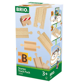 BRIO CORPORATION Starter Track Pack