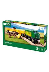 BRIO CORPORATION Farm Train