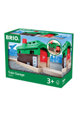 BRIO CORPORATION Train Garage
