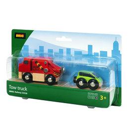 BRIO CORPORATION Tow Truck