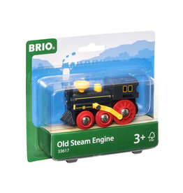BRIO CORPORATION OLD STEAM ENGINE