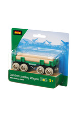 BRIO CORPORATION Lumber Loading Wagon
